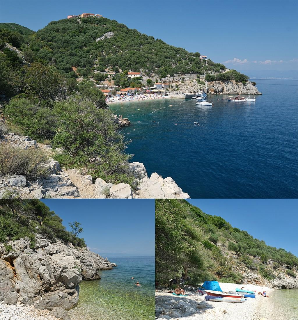 stranden Beli Cres