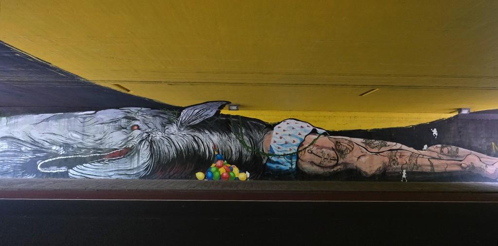 street art Heerlen Tichelbeekstraat