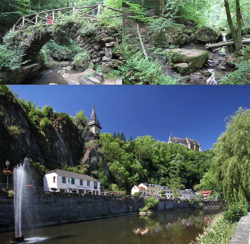 vakantie Luxemburg groen