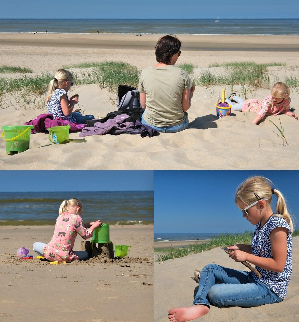 weekend weg aan zee met kinderen