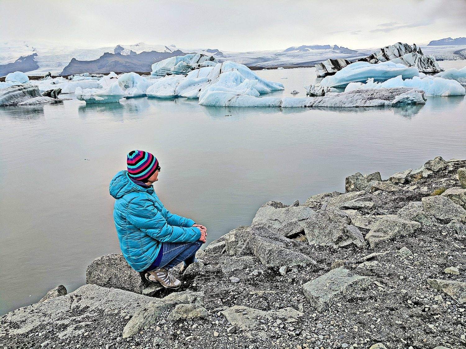 10 top reasons to visit Iceland. Fjallsarlon Glacier Lagoon. Northern Lights or not, you will fall in love with Iceland.