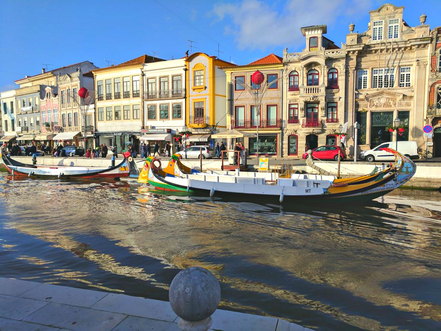 11 Top Reasons to Visit Portugal. Did you know that Portugal has its own little Venice called Aveiro?