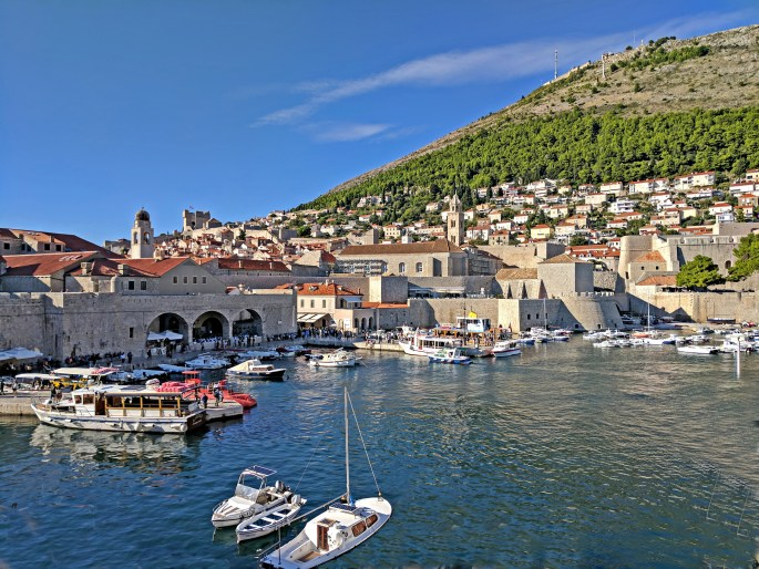 Croatia two week itinerary - Dubrovnik.