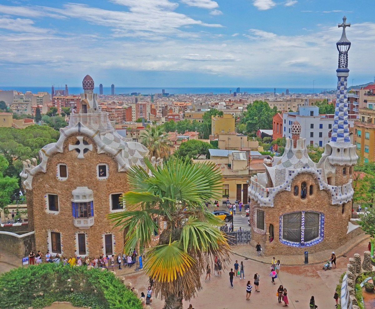 Park Guell was the primary reason I wanted to visit Barcelona.