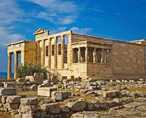 Athens, Greece - Acropolis.