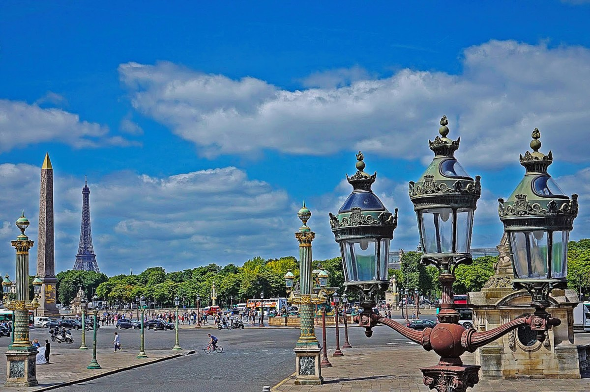 Best cities to visit in Europe. Paris delivers on charm and beauty.