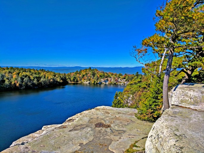 Best State Parks in New York State. Minnewaska.