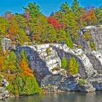 Minnewaska State Park Reserve in the Catskills.