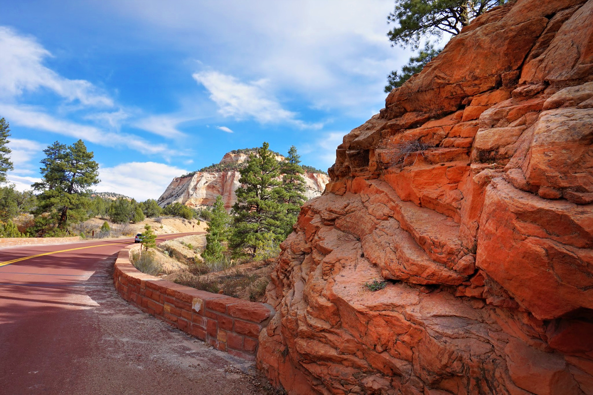 Zion National Park - things to do. Beauty around the corner.