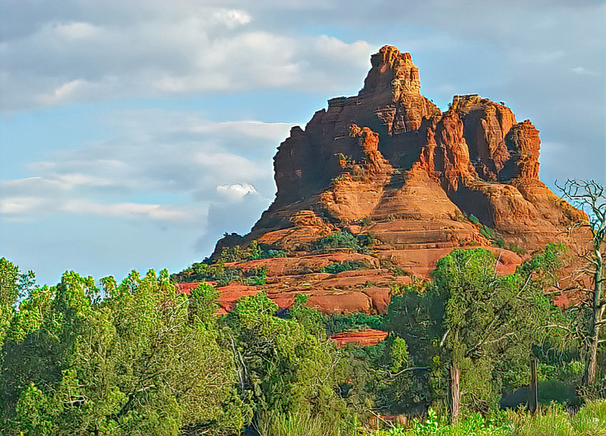 Things to do in Sedona, Arizona. Rock rock mountain.