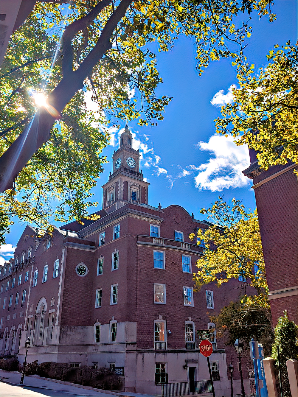 Best things to do in Providence, Rhode Island. Brown University.