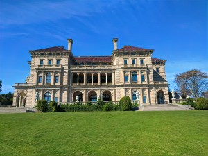 The Breakers - the top mansion in Newport, RI.