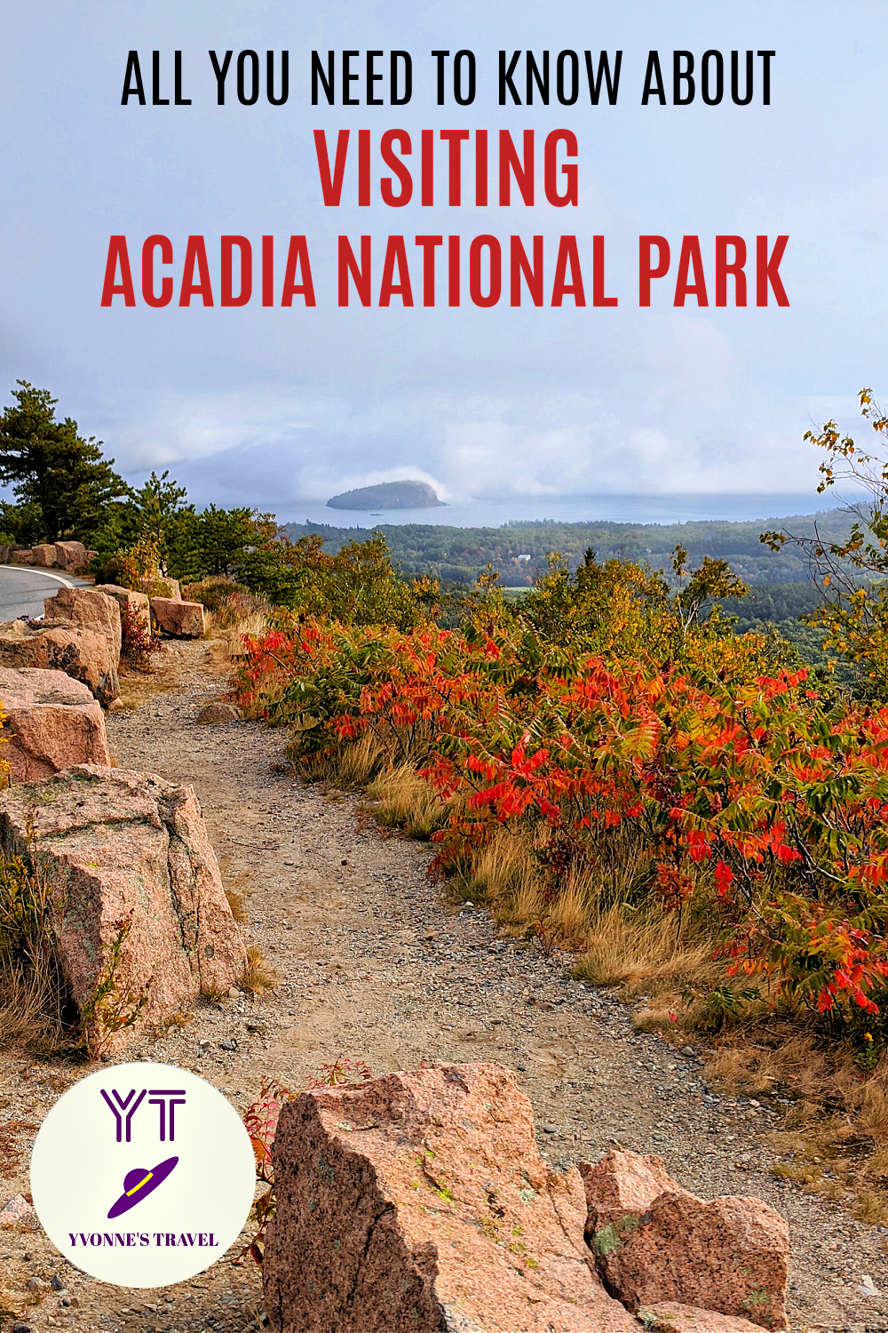 Acadia National Park is famous for its rugged shoreline, dramatic vistas, and recreational opportunities. Learn here how to visit it.