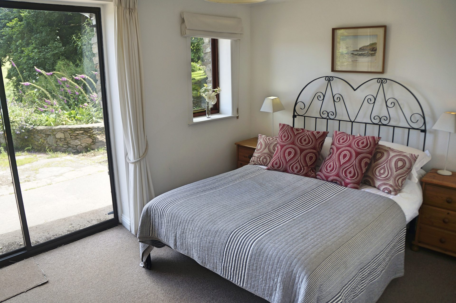 Double Bedroom at the Shippon