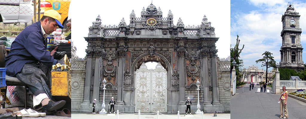 Dolmabahce Paleis Istanbul