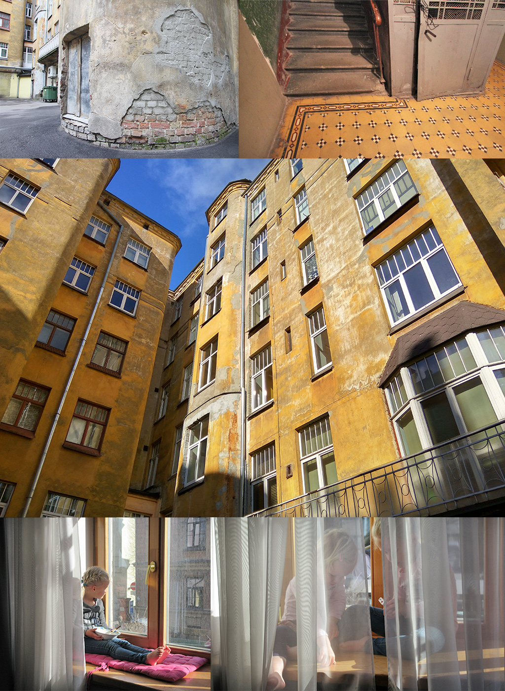 appartement Riga Grizinkalns