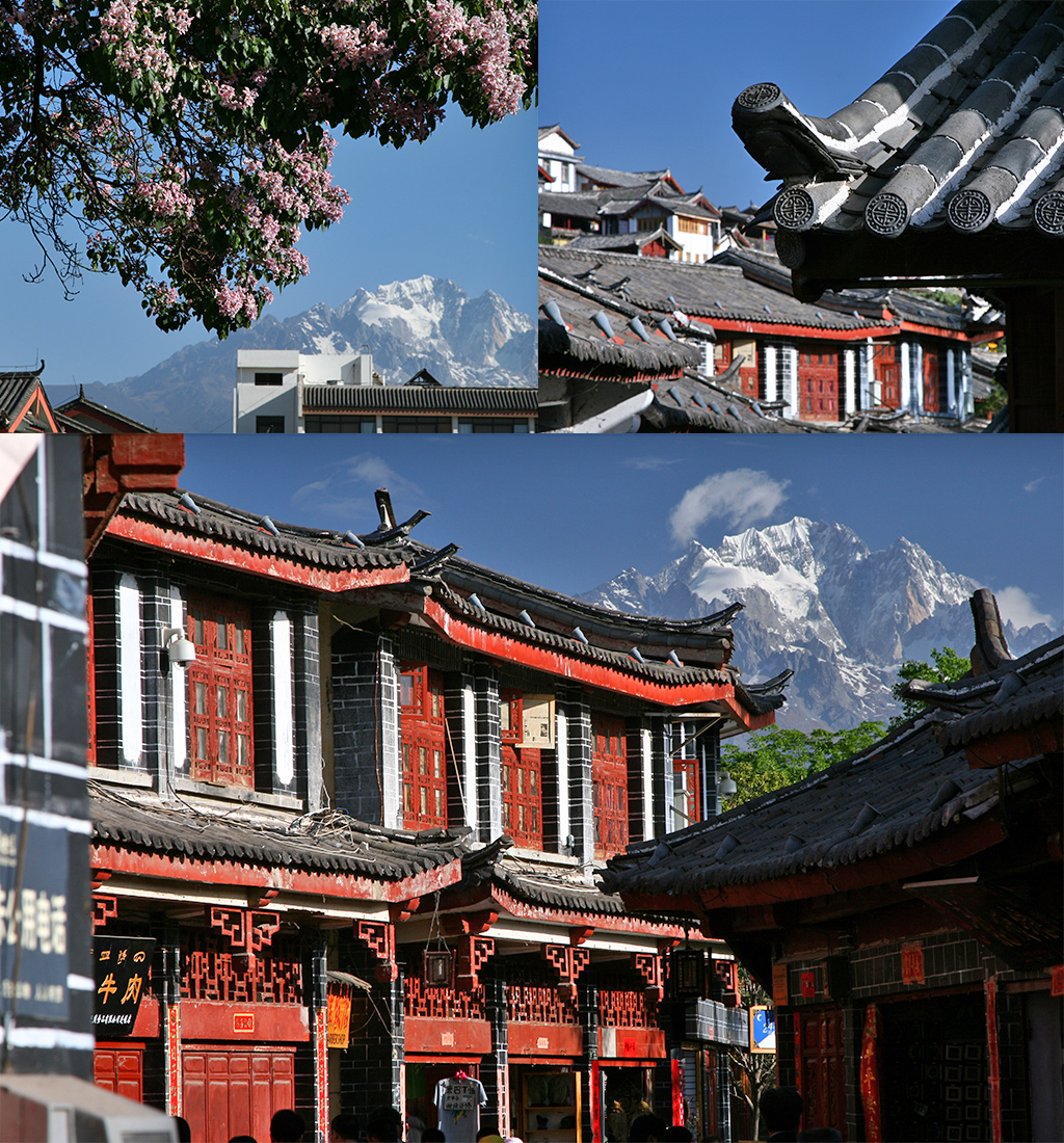 Fotogeniek Lijiang