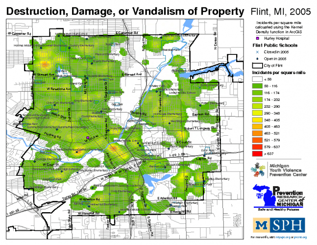 Destruction, Damage, or Vandalism of Property (2005)