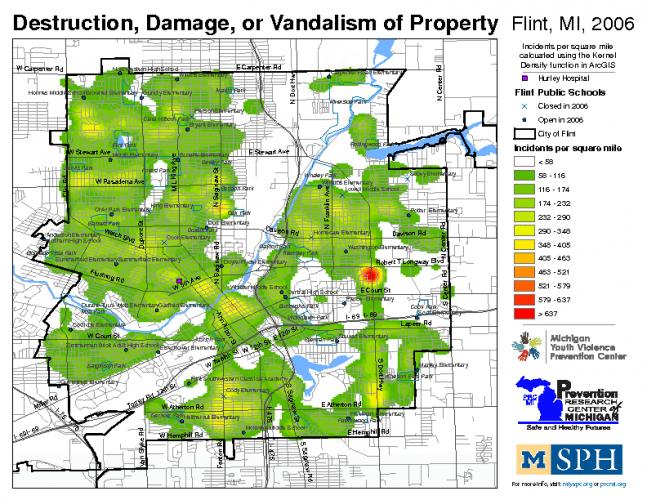 Destruction, Damage, or Vandalism of Property (2006)