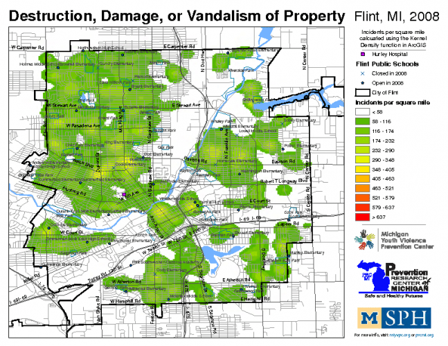 Destruction, Damage, or Vandalism of Property (2008)