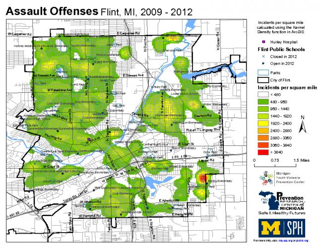 Assault Offenses (2009-2012)