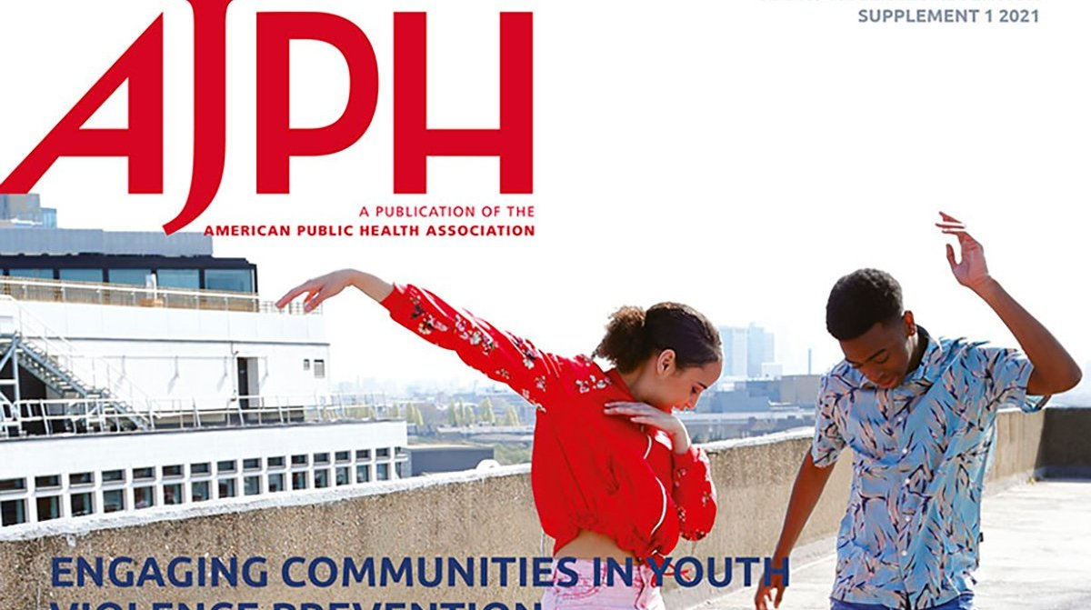 Cover of AJPH 2021 Supplement 1