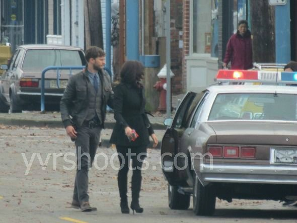 SHOOT: Welcome To Storybrooke aka Steveston for ONCE UPON A TIME 2