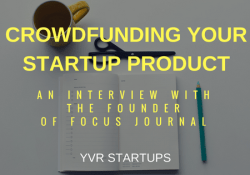 Crowdfunding your startup product