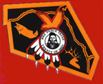 Nez Perce Flagge