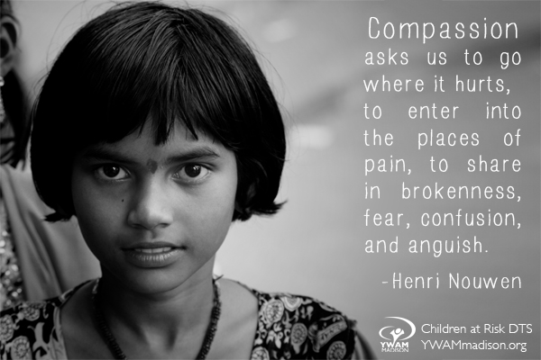 compassion asks us