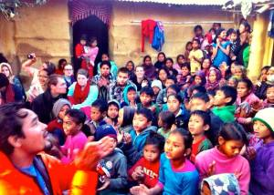 YWAM Madison DTS Outreach Mission Trip Nepal Evangelism Conversion Christians