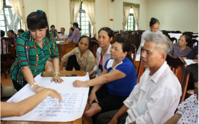 Local Leader Empowered to Communicate More Effectively