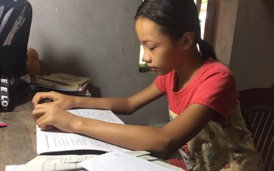 Education Assistance Impact: One year closer to Thuy's big dream