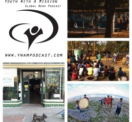 YWAM Podcast - News from Youth With A Mission and Christian