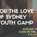 For the Love of Sydney Youth Camp