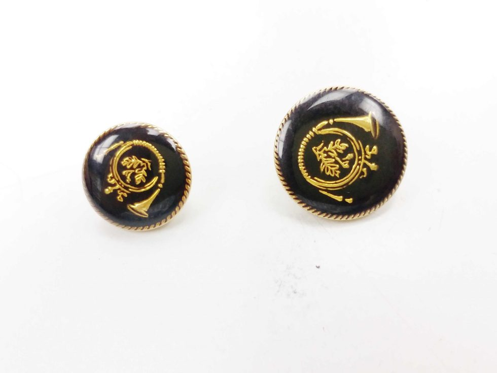 Metal Blazer Buttons - BZ123