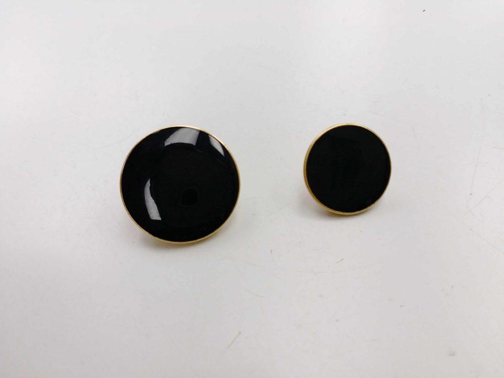 Metal Blazer Buttons - BZ130