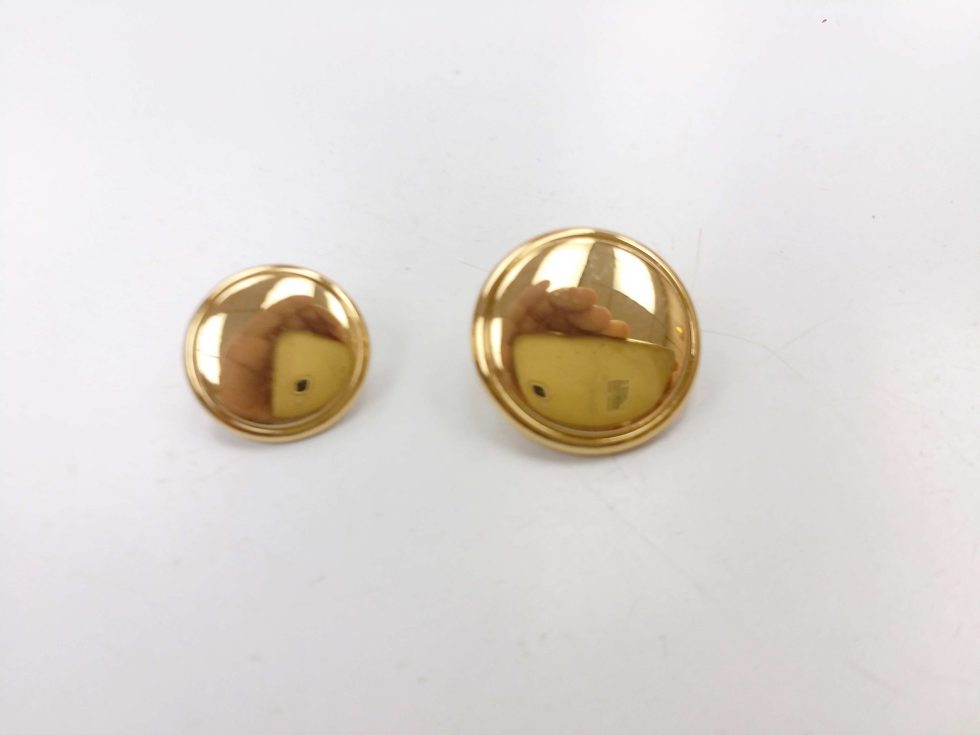 Metal Blazer Buttons - BZ132
