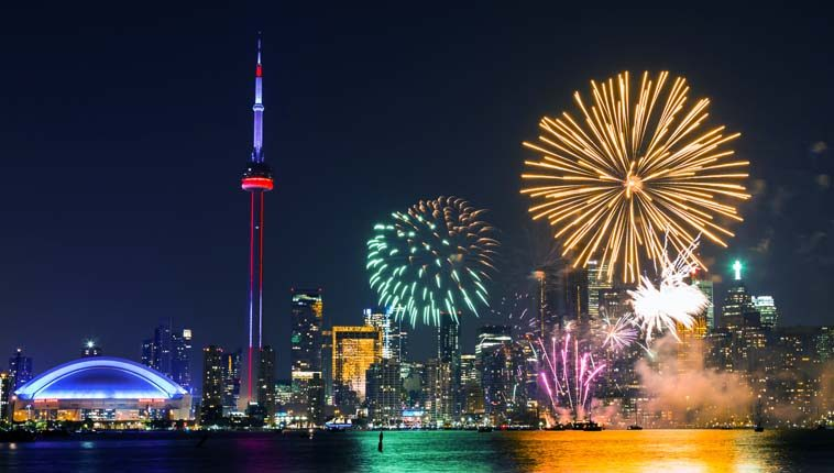 Best New Year s Eve Parties in Toronto 2017     YYZ Magazine Happy New Year