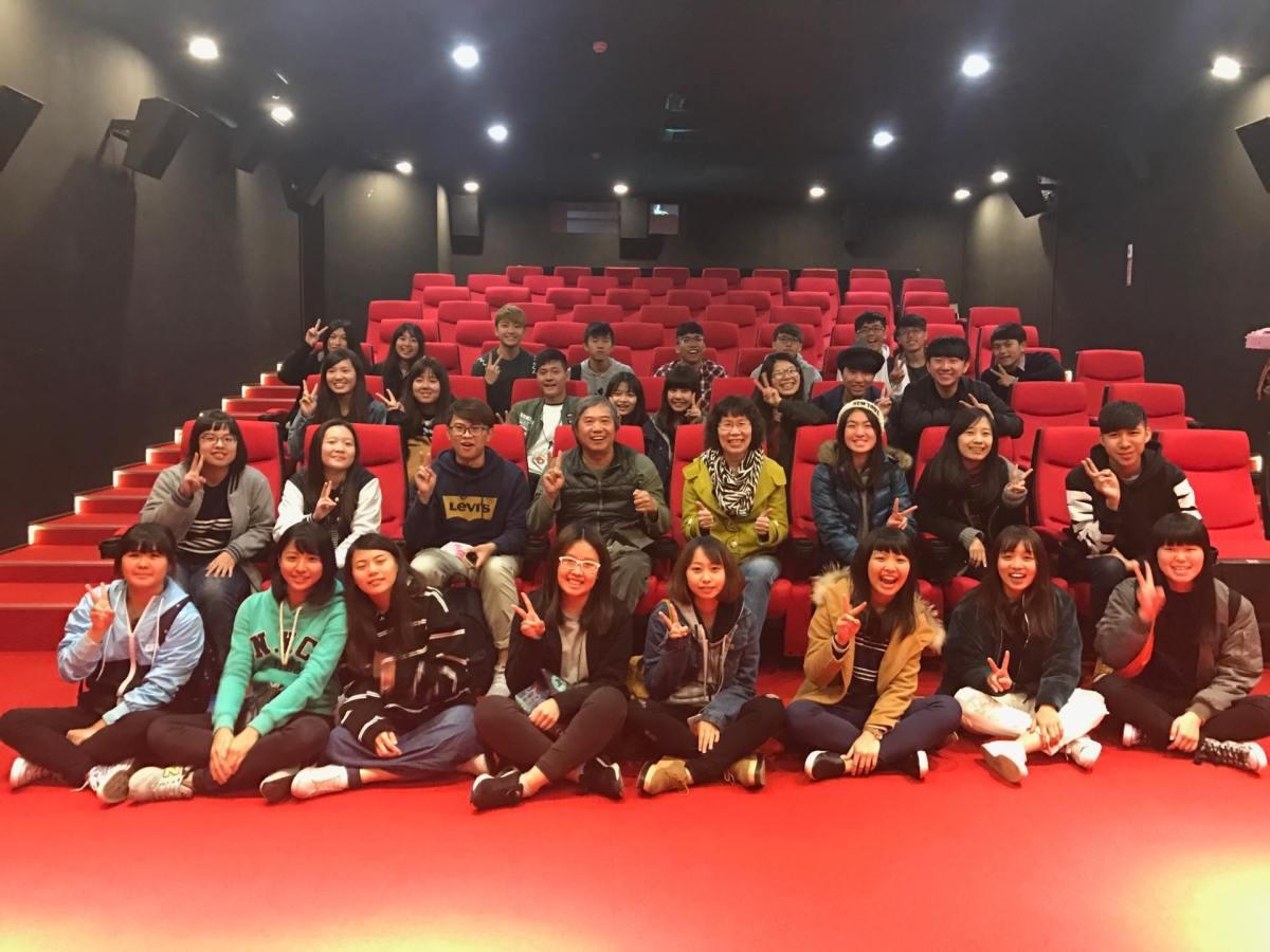 2017桃園電影節 元智大學志工熱情出動