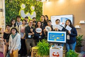 潘人豪為母創業 科技創新感動人心