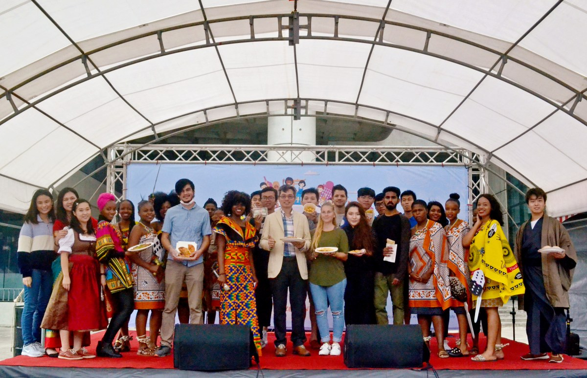 YZU International Food Festival 2019 kicks off at the end of Otocber 異國美食鄉情翩翩再現  2019年元智大學國際美食節