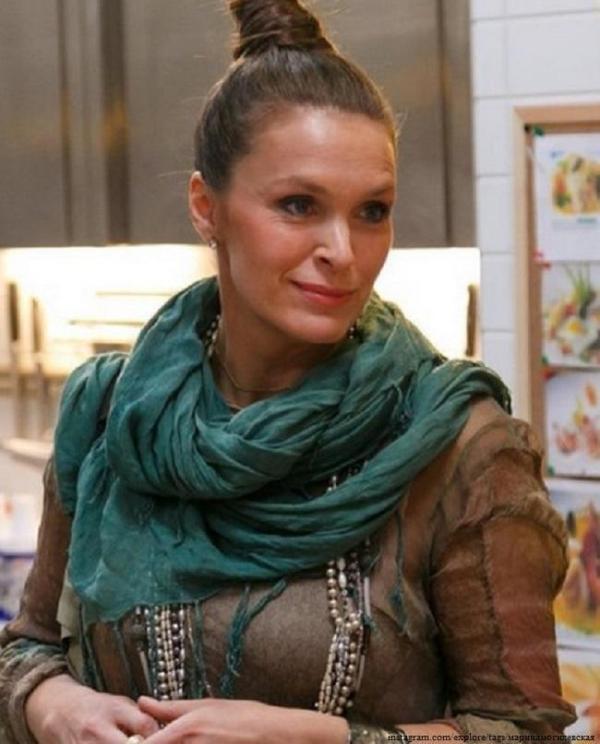 Марина Могилевская признается, что стареть не хочется, но ...