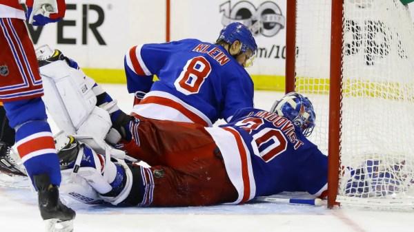 NY Rangers segersvit bröts mot Philadelphia   NHL   Expressen