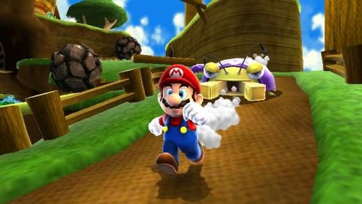 Mario For Nintendo Wii