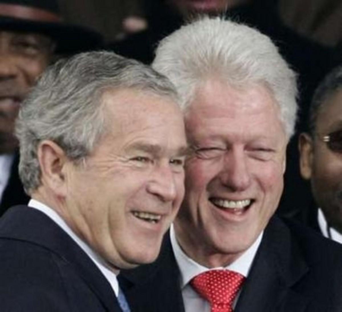 lihatlah wajah mereka..ada persamaan?!