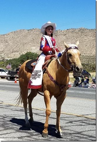 Grubstake Days 2017 Little Miss Rodeo Queen