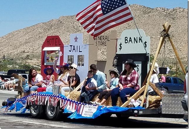 05.27.17 - Grubstake Days Parade - Phoenix Scouts