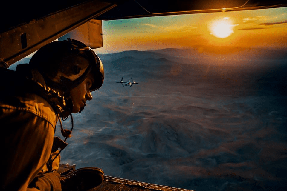 MARINE CORPS SELECTS LOCAL PHOTO FOR HOT SHOT OF THE WEEK | Z107 7 FM
