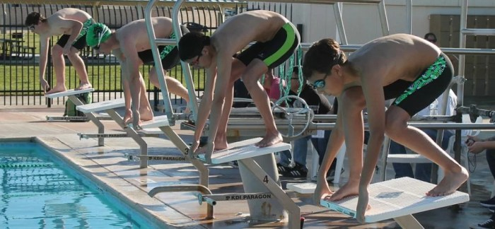 YUCCA VALLEY SWIM TEAMS WINS AGAINST COACHELLA VALLEY